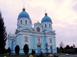Церква св. Архістратига Михаїла (мур.) в Комарно
