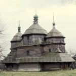 Церква Св. Михаїла (дер.) 1754 р. в Комарно