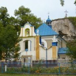 Церква св. Онуфрія у Рукомиші