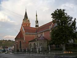 Костел св. Станіслава у Чорткові