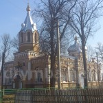 Миколаївська церква у селі Тростянець