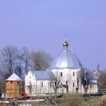 Угри. Церква Святої Великомучениці Параскевії