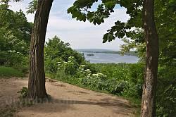 Канів. Куточок парку на Тарасовій горі. Фото 2