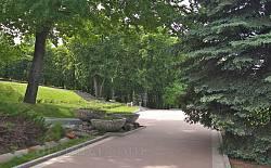 Канів. Куточок парку на Тарасовій горі. Фото 3
