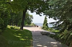 Канів. Куточок парку на Тарасовій горі. Фото 4