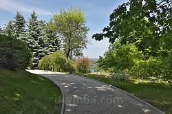 Канів. Куточок парку на Тарасовій горі. Фото 5