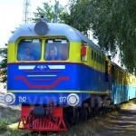 Дитяча залізниця (м.Рівне)