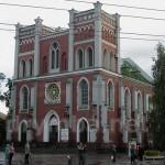 Органний Зал Рівненської Філармонії (колишній костел)