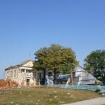 Висічка. Церква св. Миколая та каплиця-усипальниця Чарковських-Голейовських