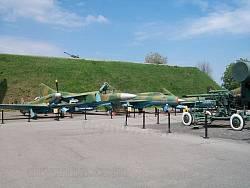 Військова авіація та зенітні гармати