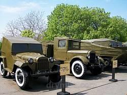 Военный автотранспорт
