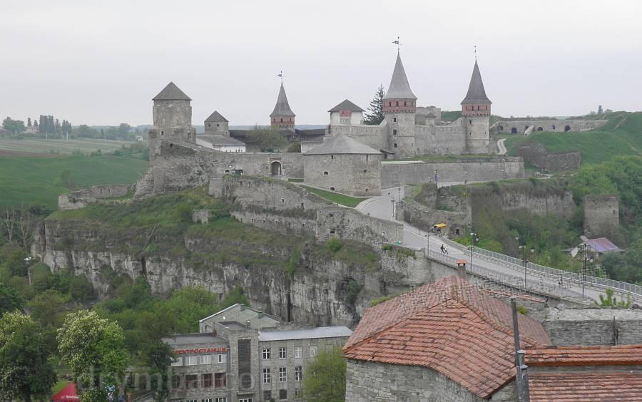 Кам'янець-Подільський. Фортеця