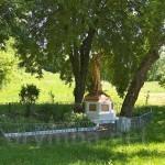 Братська могила на хуторі Буда