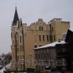 Київ. Замок Річарда Левине Серце