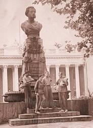 Пам'ятник О.С. Пушкіну в Одесі. Архівне фото