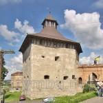 Меджибізька фортеця (с.м.т. Меджибіж, Хмельницька обл.)