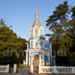 Хотин. Церква Покрови Богородиці