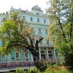 Чернівці. Колишній будинок крайового уряду Буковини