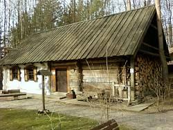 Поліська хата ХІХ ст. (с. Дідковичі, Коростенський р-н, Житомирська обл.)