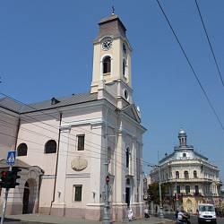 Костел Воздвиження Чесного Хреста (м.Чернівці)