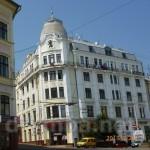 """Будівля готелю """"Золотий Лев"""""""