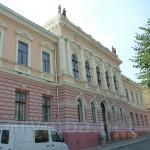 Черновцы. Здание ремесленной школы