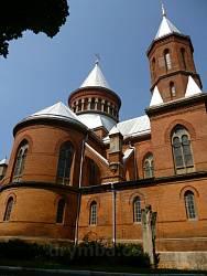 Армянский костел св. Петра и Павла в Черновцах