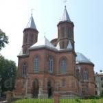 Чернівці. Вірменська церква св. ап. Петра і Павла
