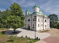 Канів. Собор св.Георгія