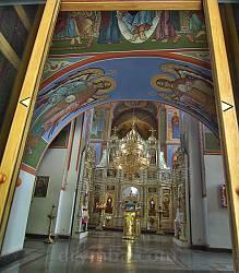 Інтер'єр собору св.Георгія у Каневі