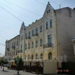 Черновцы. Дом на улице Кобылянской, 42