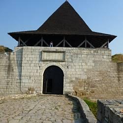 Хотинська фортеця. Бендерська брама