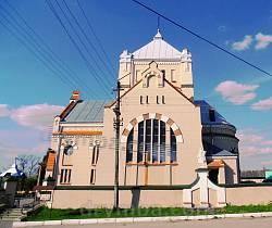 Село Оброшине