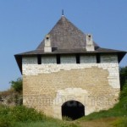 Ясська (Яничарська) брама Хотинської фортеці