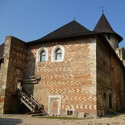 Хотинський замок. Палац коменданта