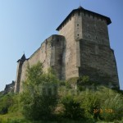 Хотинская крепость (видео)