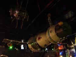 Музей космонавтики. Космический коребель