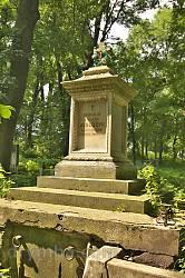 Надгробие Бронислава Віслоцького