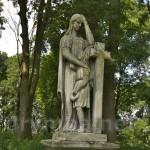 Старое кладбище (г.Каменка-Бугская, Львовская обл.)