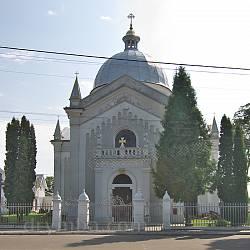 Каменка-Бугская. Церковь Рождества Богородицы