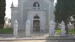 Церковь Рождества Богородицы. Врата и портал