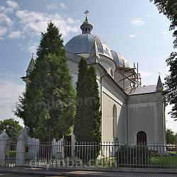 Церковь Рождества Девы Марии в Каменке-Бугской