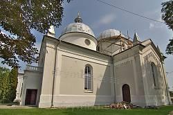 Каменка-Бугская. Церковь Рождества Пресвятой Богородицы