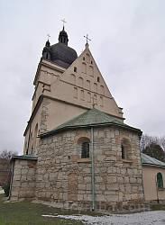 Алтарная часть Пятницкой церкви