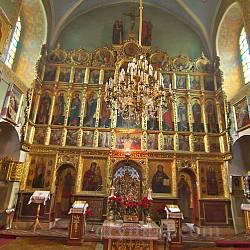 Львов. Иконостас Пятницкой церкви