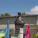 Пам'ятник Івану Виговському у Руді