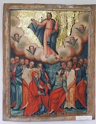 Музей гетьмана Івана Виговського. Ікона Вознесіння Христового