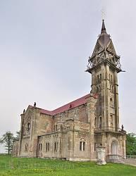 Костел Успіння Богородиці у Кохавині