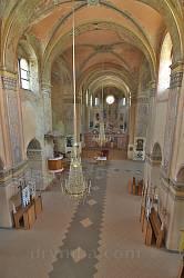 Вид з висоти хорів