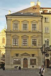 Палац Бандінеллі. Головний фасад